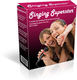 Singing Lesson Box Picture