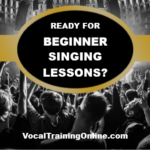 beginner singing lessons