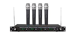 GTD Audio G-380H VHF Wireless Microphone System reviews