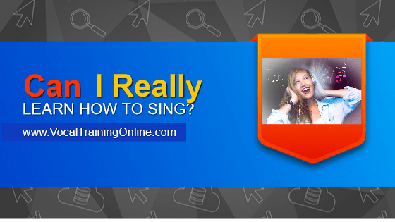Can anyone learn to sing?